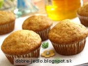 Medové muffiny - recept