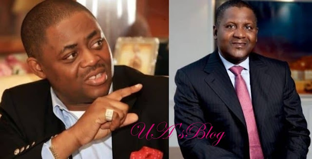 Is it true that your trucks kill more Nigerians per year than AIDS? – FFK asks Aliko