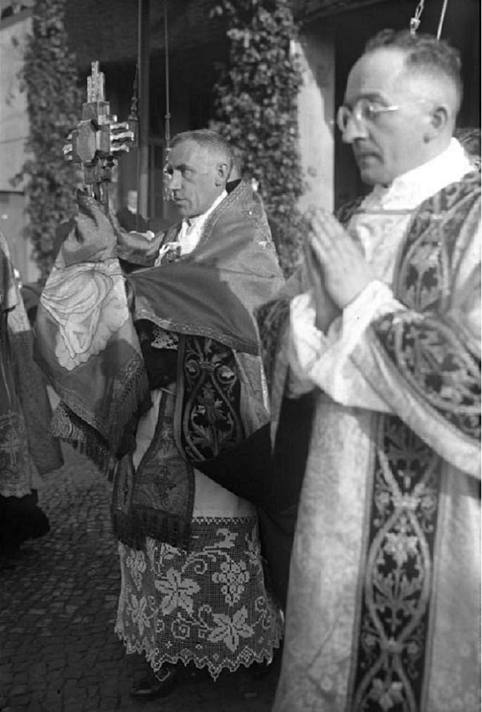 Benediction Deutsch