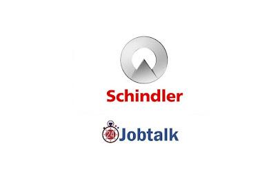 Schindler Egypt Internship | Finance Intern