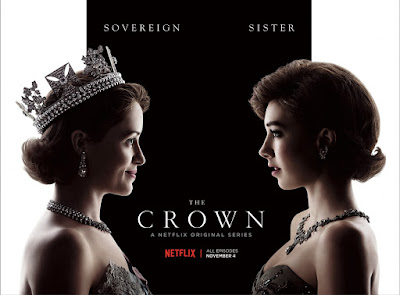 The Crown Netflix Banner Poster 2