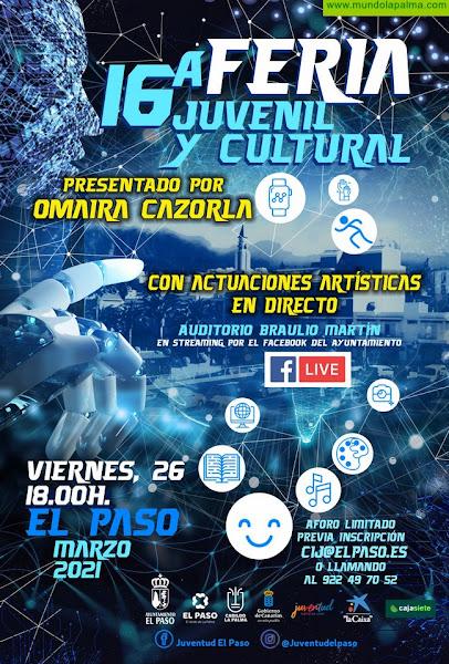 El humor de Omayra Cazorla conducirá la XVI edición de la Feria Juvenil y Cultural de El Paso