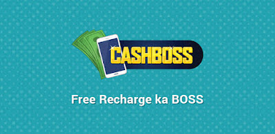 Earn free paytm cash from Cashboss