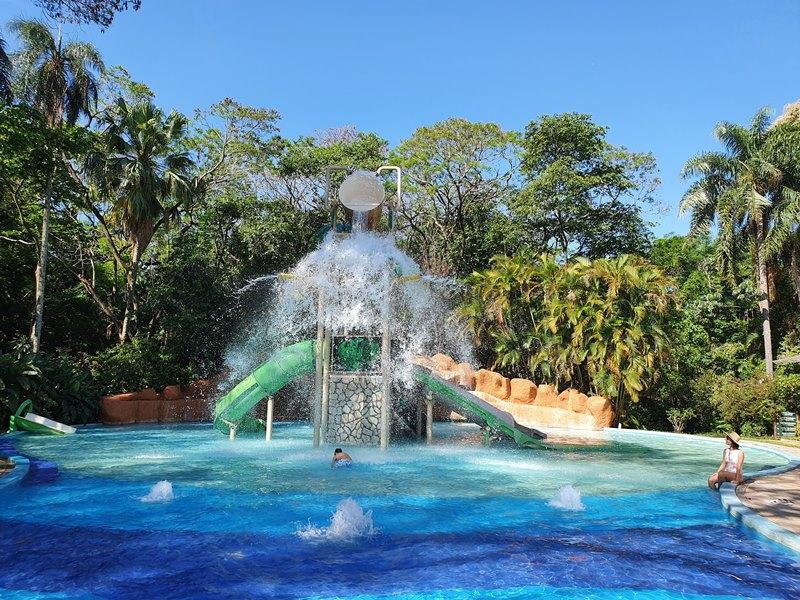 Resort em Foz do Iguaçu bom para crianças