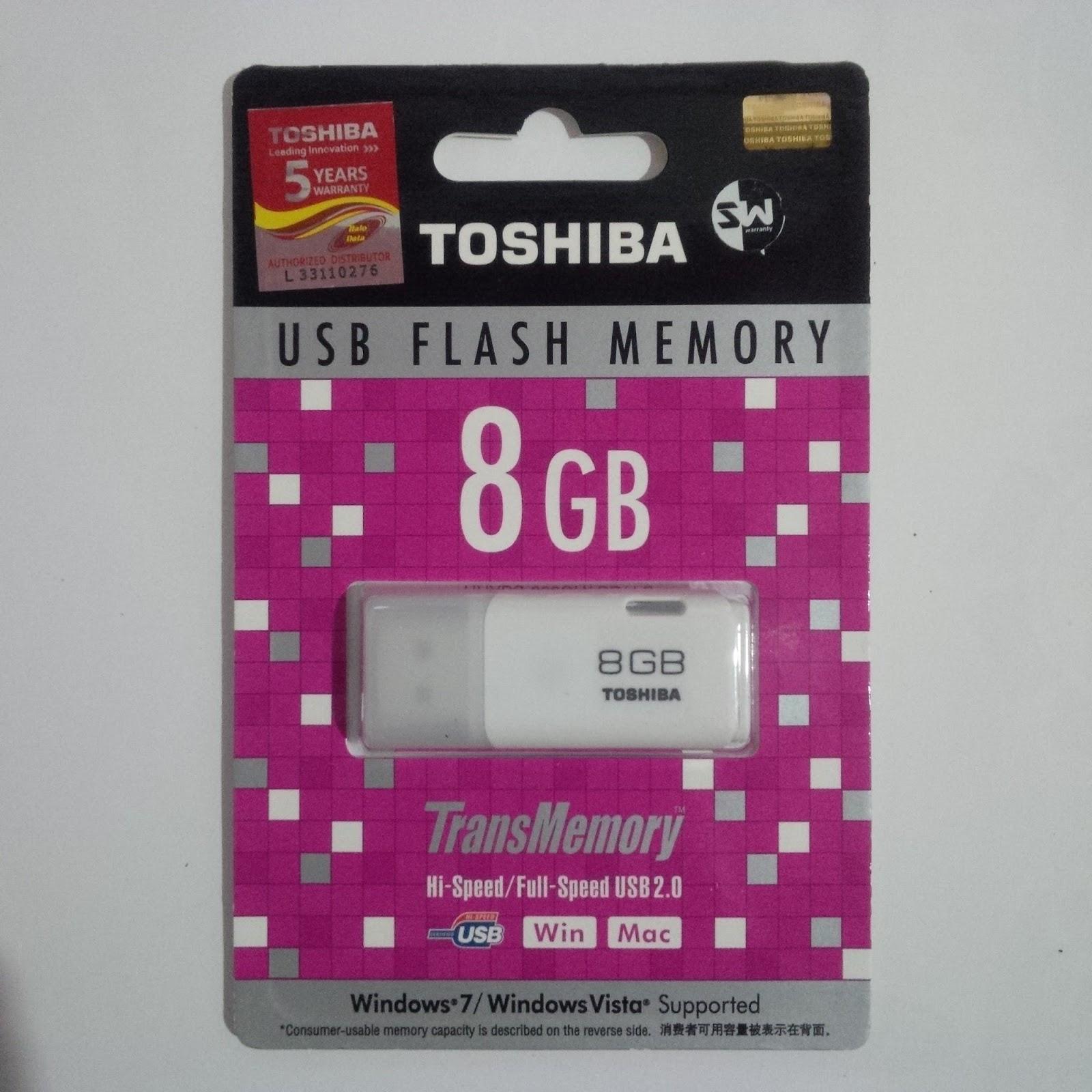 Jual Berbagai Storage Fd Sandisk Toshiba Dan Hardisk Eksternal Flashdisk 8gb Cruzer Usb 20 Original Zarah Mart