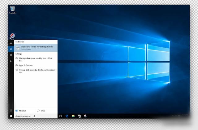 Hard-disk-size-window-10