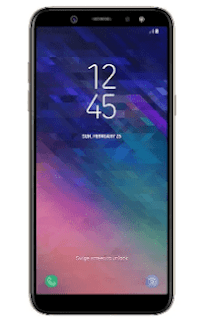 Cara Flash Samsung Galaxy A6 (2018) (SM-A600G/DS)