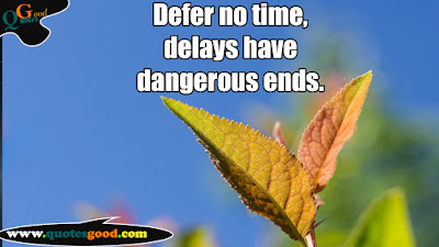 Shakespeare quotes about time