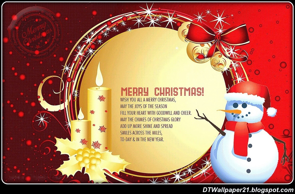 Christmas Card Sayings Quotes Wishes: Background Screensavers: Christian