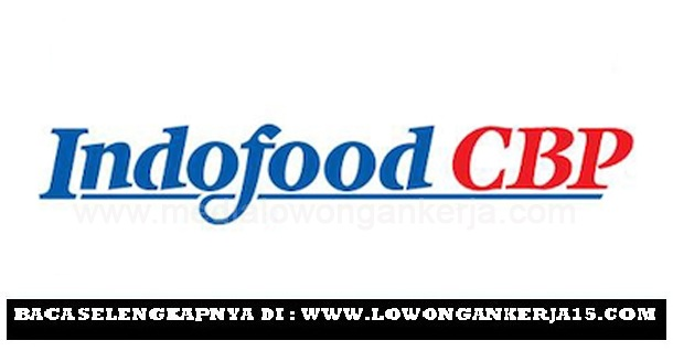 Lowongan kerja Indofood