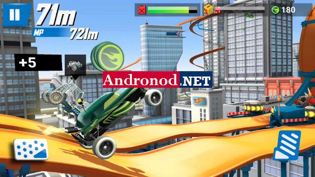 Hot Wheels Race Off v1.1.6192 Mod Apk