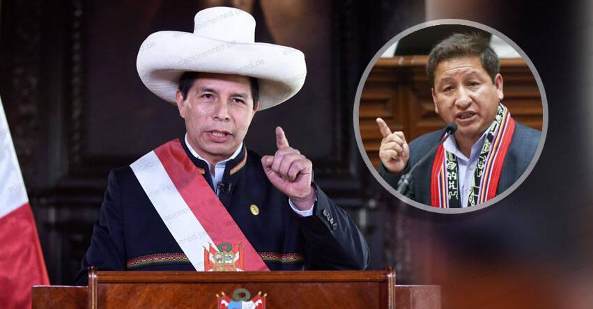 PCM: Renunció Guido Bellido Ugarte como Presidente del Consejo de Ministros [VIDEO]