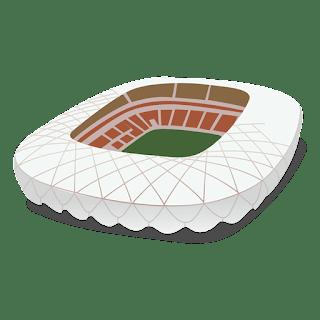 Stadium Aerial View