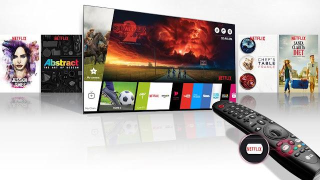 Smart Tivi LG 4K 65 inch 65UK6540PTD