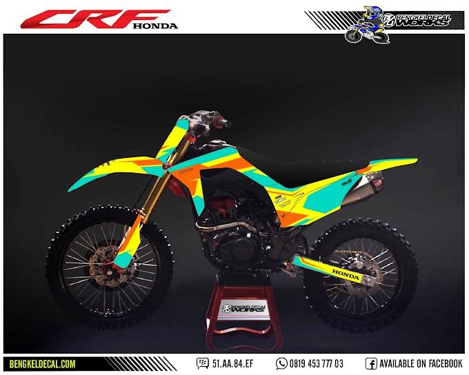 CRF 150 L - SP011