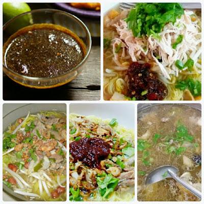 Cara Buat Mee Hoon Sup Dengan Sambal Kicap Simple Tapi Sedap