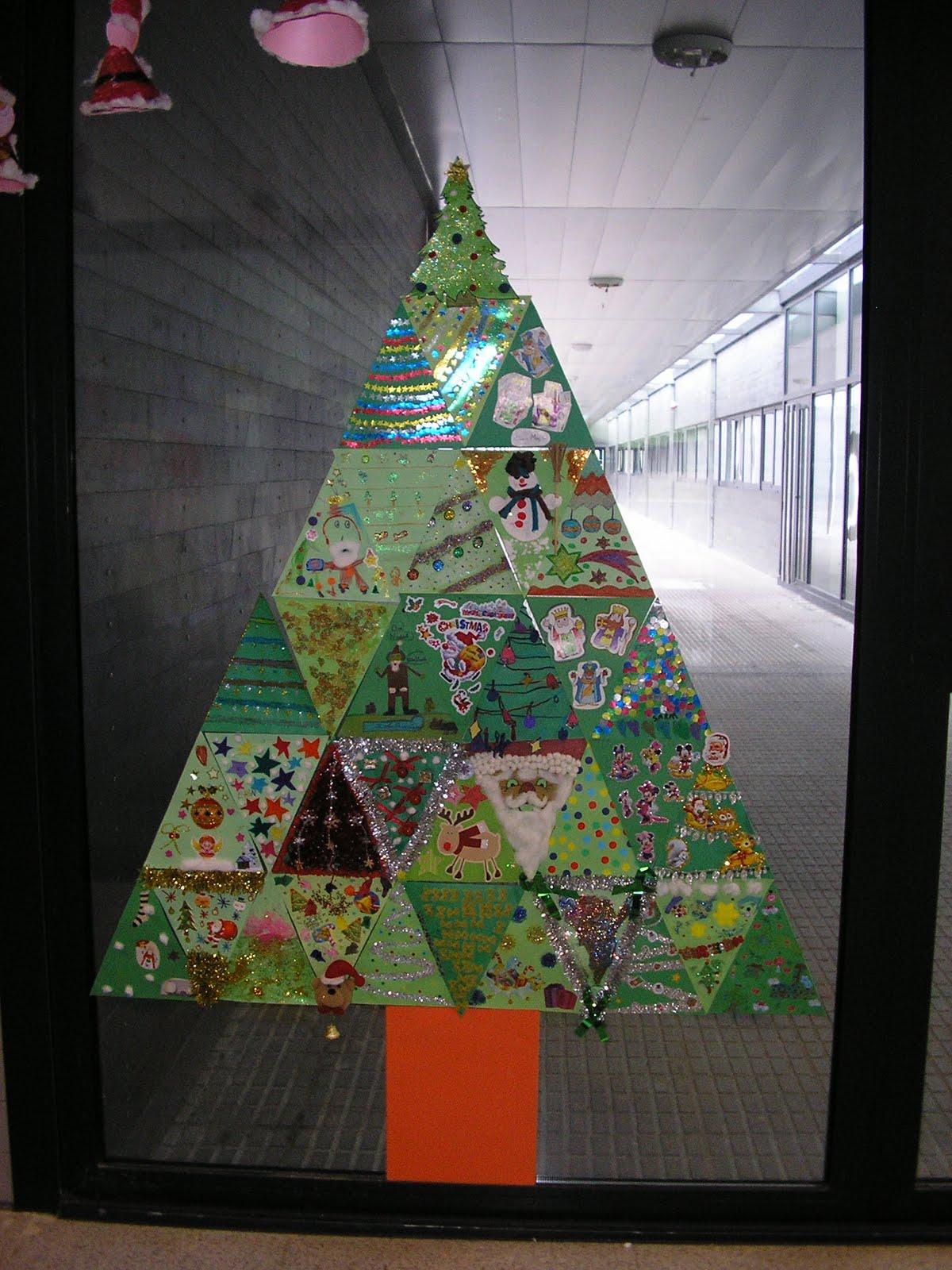 Cousas Dos Nosos Profes Arbores De Nadal