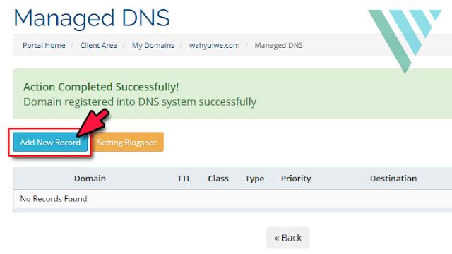 Cara Ganti Blogspot dengan Domain .com [Panduan Terlengkap]