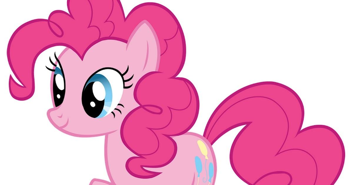 Dibujos De Pony Para Imprimir Y Colorear: My Little Pony: Dibujos Para Imprimir Y Recortar De Pinkie Pie