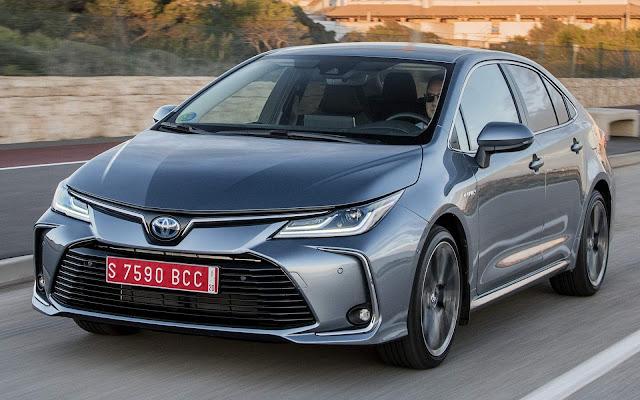 Novo Corolla 2020 Hybrid