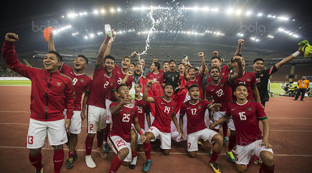 Timnas Indonesia U-22 Sea Games 2017