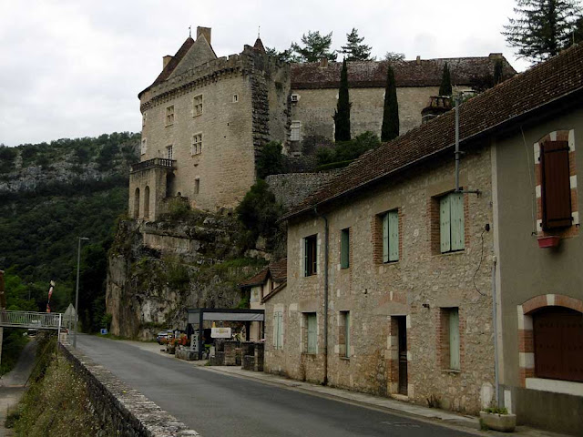 Cabrerets, Lot, France. Photo by Loire Valley Time Travel.