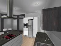 Offene Wohnküche Altbau