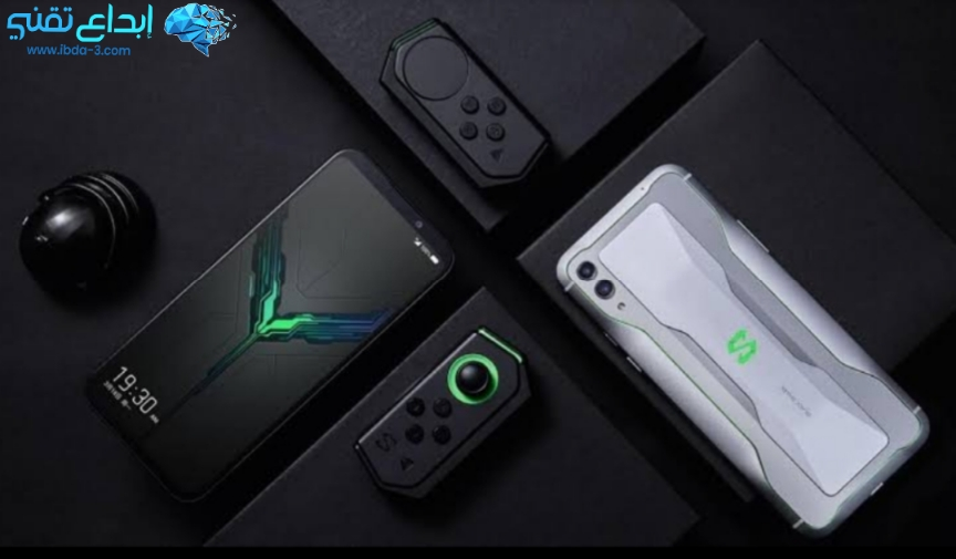 شركة Xiaomi تعلن عن هاتف بلاك شارك Black Shark 3 المصمم للالعاب