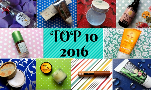 Top 10 natural products in the year of 2016