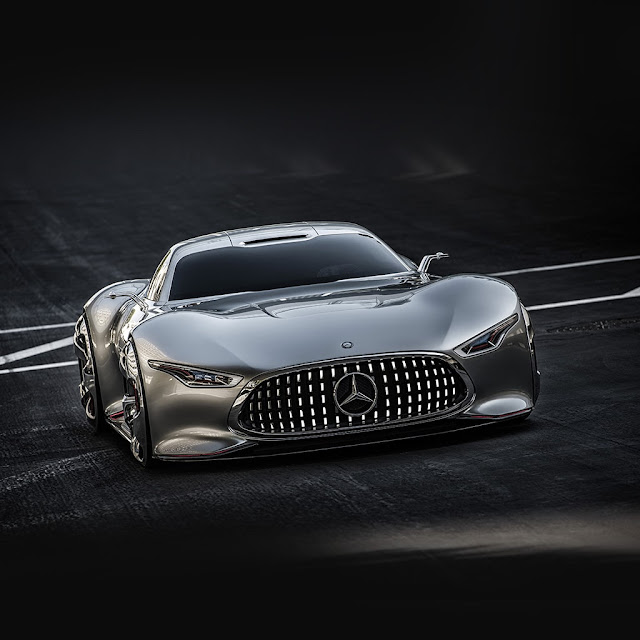 Mercedes, supercar, wallpaper