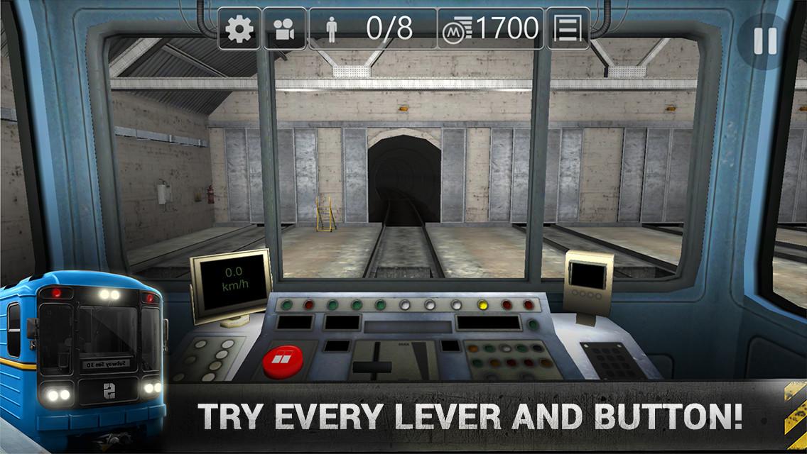 Subway Simulator 3D v2.16.0 Hileli Mod