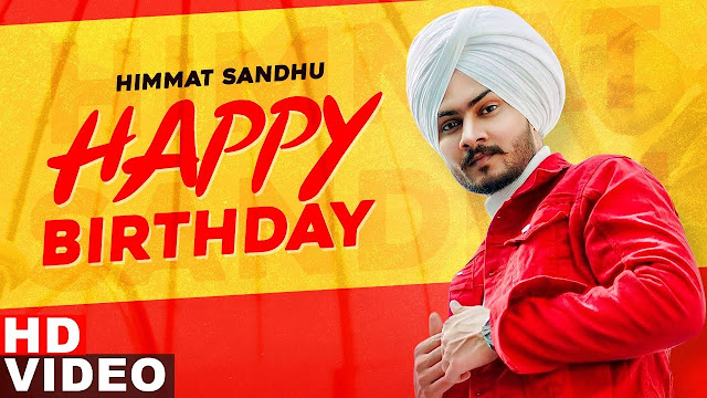 Birthday Wish Lyrics - Himmat Sandhu