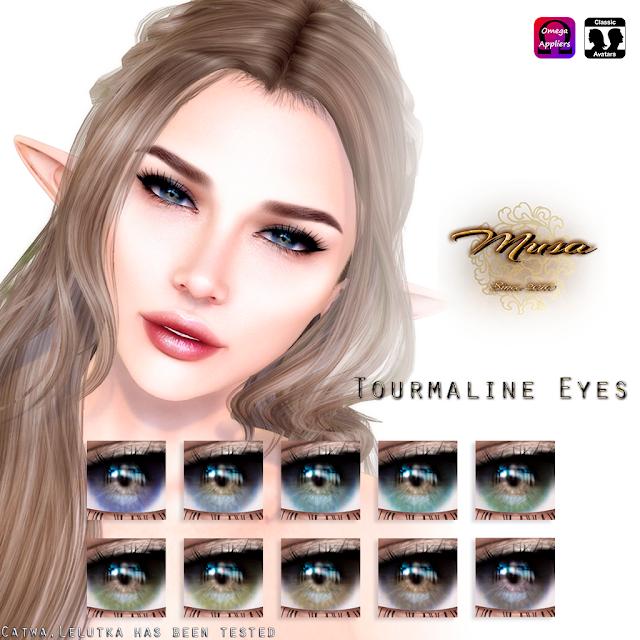 [Musa] Tourmaline Eyes@We love Role-Play