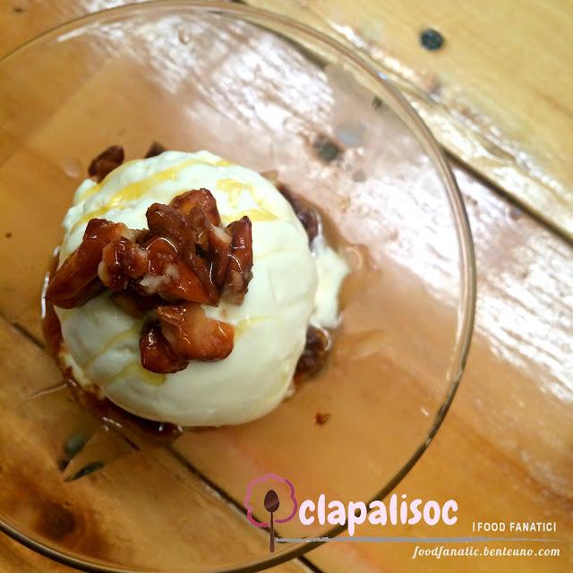 Goat's Cheese Ice Cream Earth Kitchen Earth Kitchen Katipunan