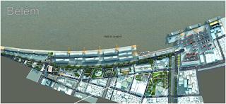Resultado de imagem para belém porto futuro