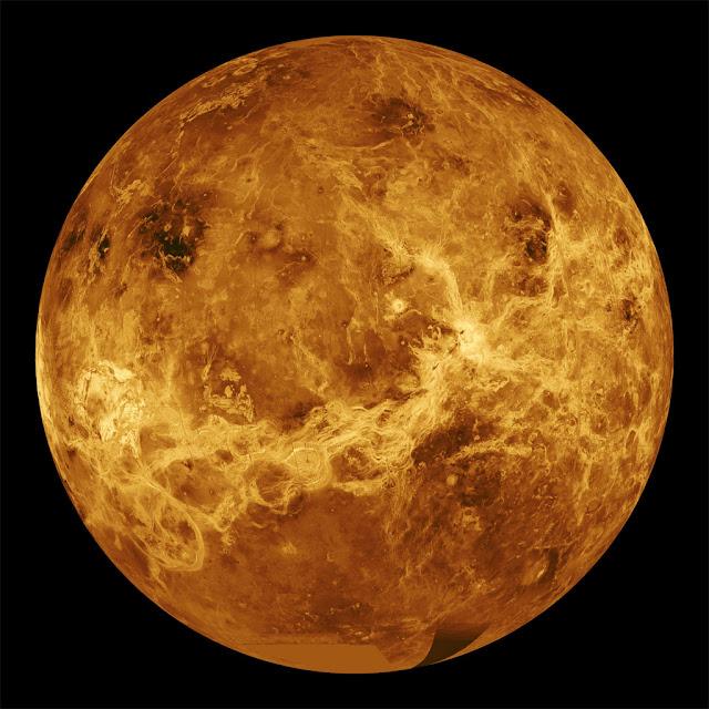 Vênus - NASA
