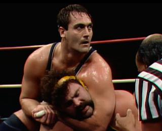 WCW / NWA Starrcade 1988 - True Gritt - Mike Rotunda vs. Rick Steiner