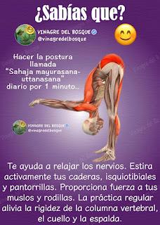 Trucos y posturas de yoga