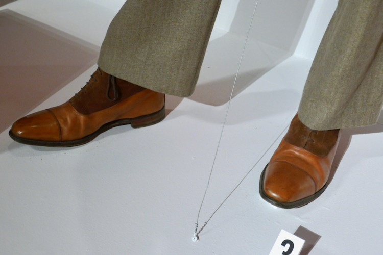 Good Omens Aziraphale costume shoes