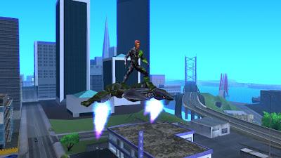 GTA San Andreas Green Goblin Mod Pc