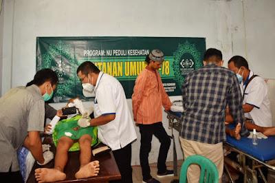 120 Anak Ikuti khitanan Umum Ke-78 PCNU Kota Pasuruan