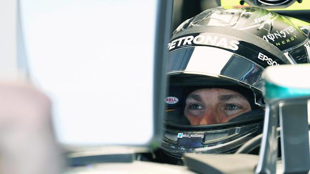 Latihan Bebas 2 GP F1 Jerman : Rosberg Masih memimpin, Rio 21