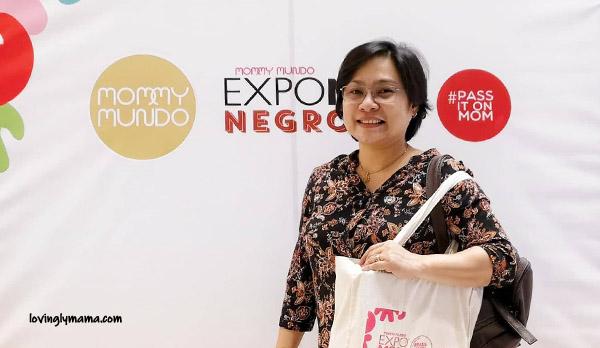 Expo Mom 2019 Negros - Mommy Mundo - motherhood - Pass It On Mom - Mommy Sigrid