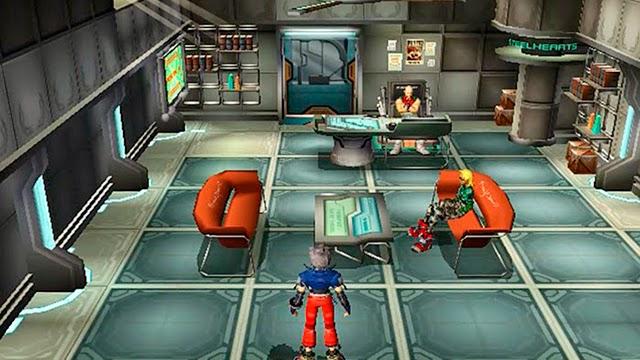 Custom Robo de GameCube en Android con Dolphin Emulator