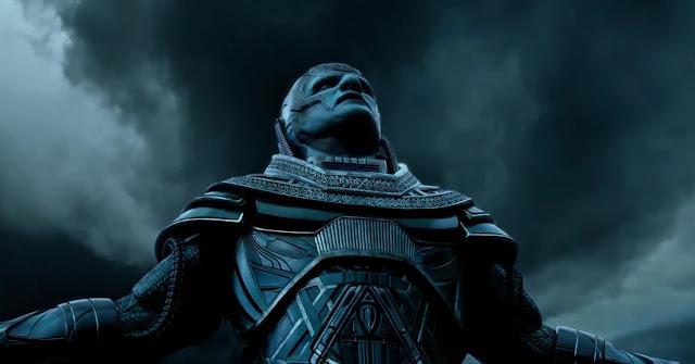 Mais caos e destruição no comercial inédito de X-Men: Apocalipse