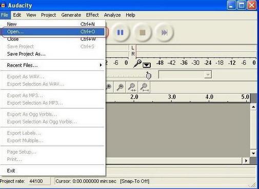 Cara Memperkecil Ukuran File MP3