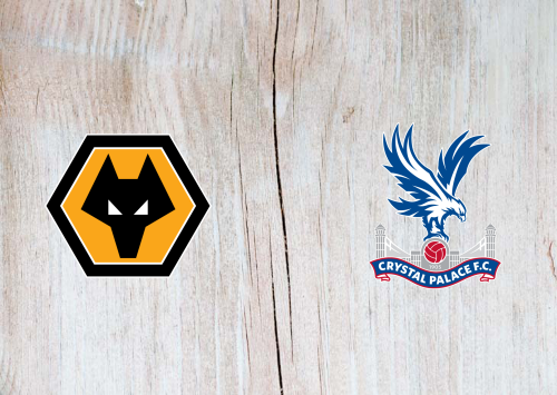Wolverhampton Wanderers vs Crystal Palace -Highlights 08 January 2021