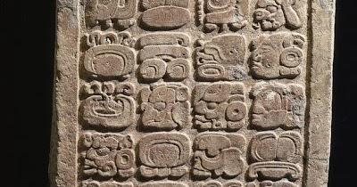 ecriture maya