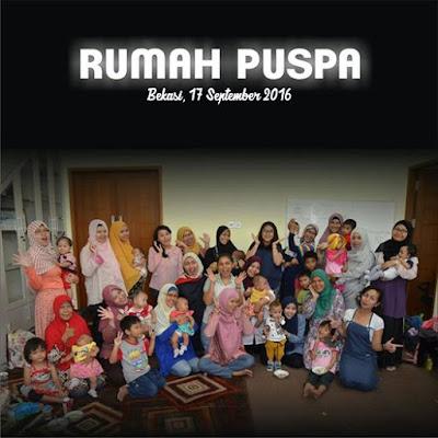 Komunitas Rumah Puspa Gentlebirth Bekasi