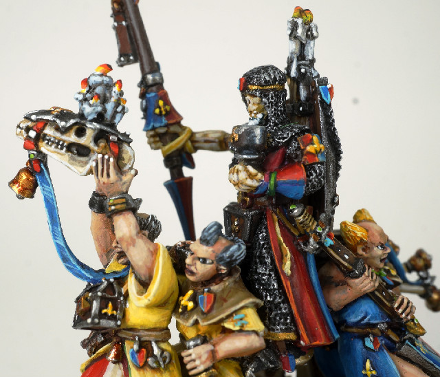 What's On Your Table: More Bretonnia